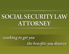 Social Security Law Attorney