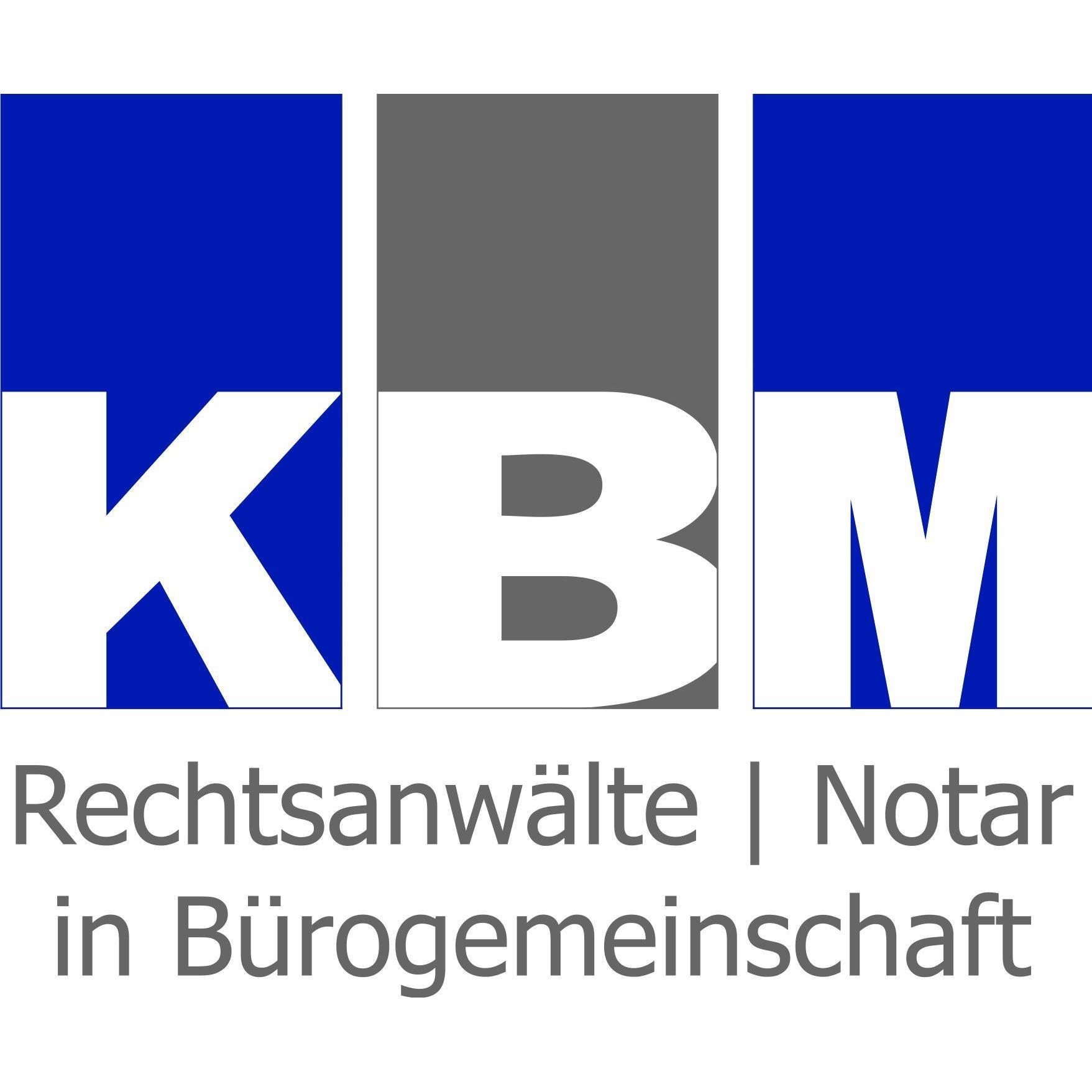 Bild zu KBM Rechtsanwälte und Notar in Paderborn