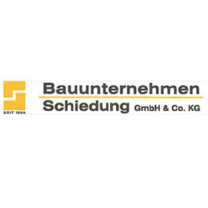 Bild zu Bauunternehmen Schiedung GmbH & Co. KG in Braunschweig