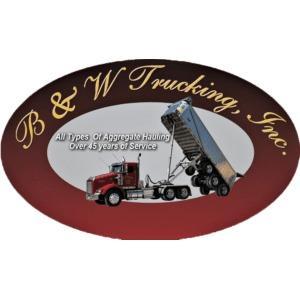 B & W Trucking, Inc.