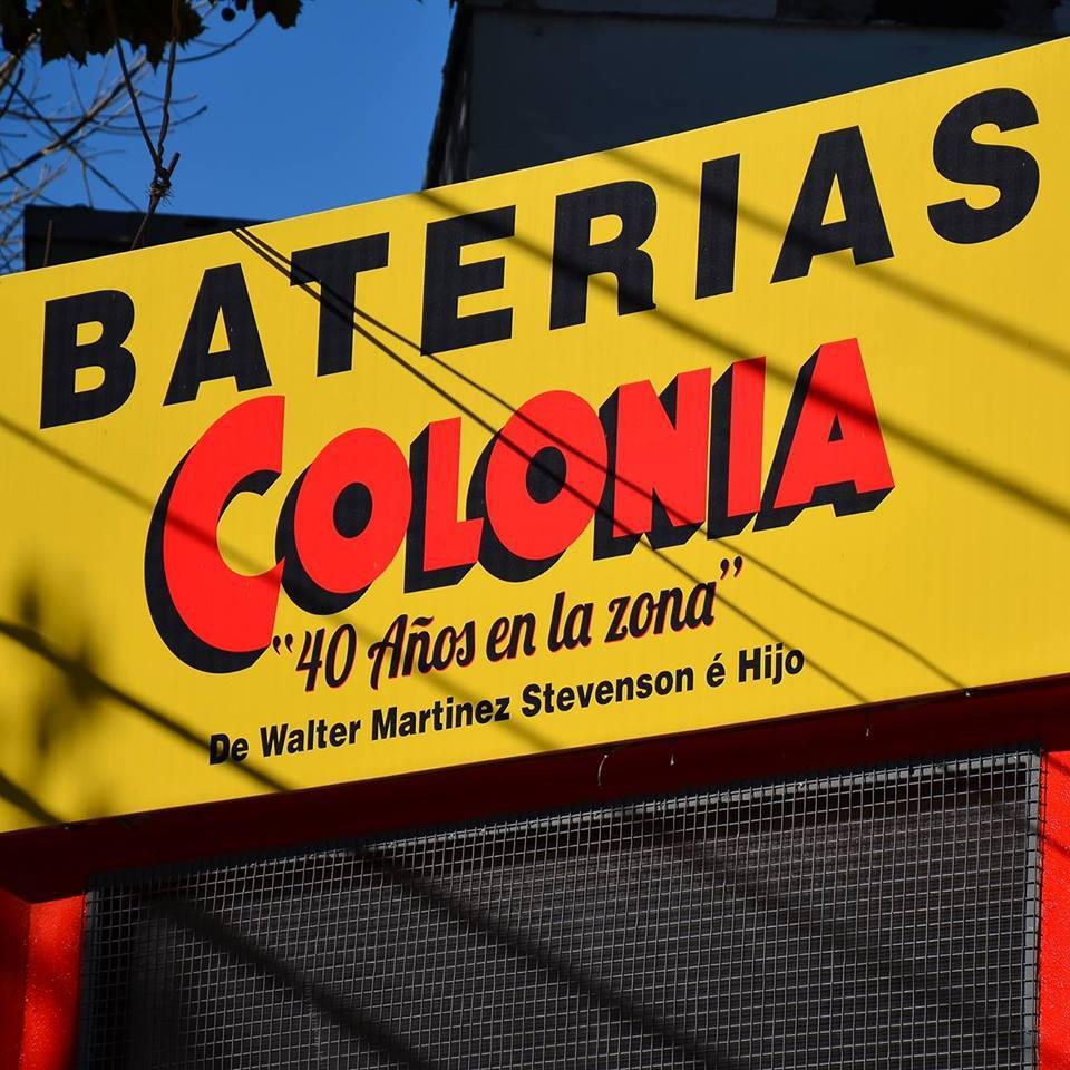 BATERIAS COLONIA