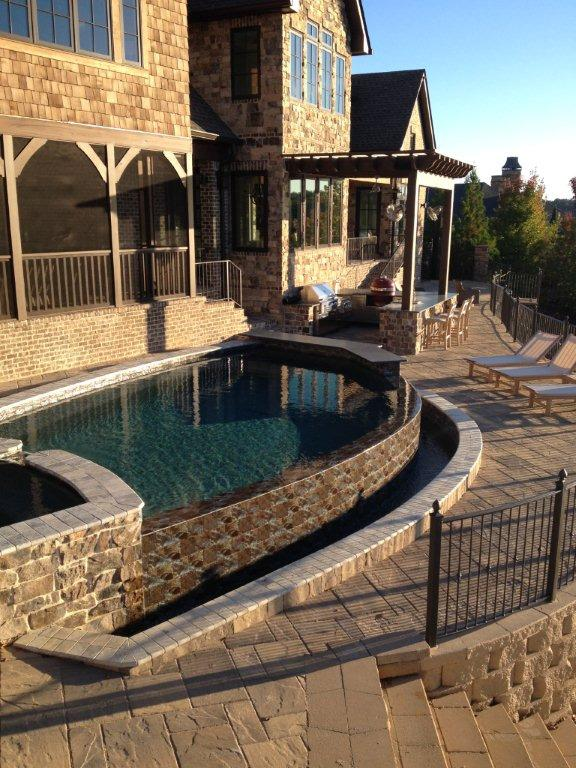 Southern tractor landscaping in northport al for Landscaping rocks tuscaloosa al