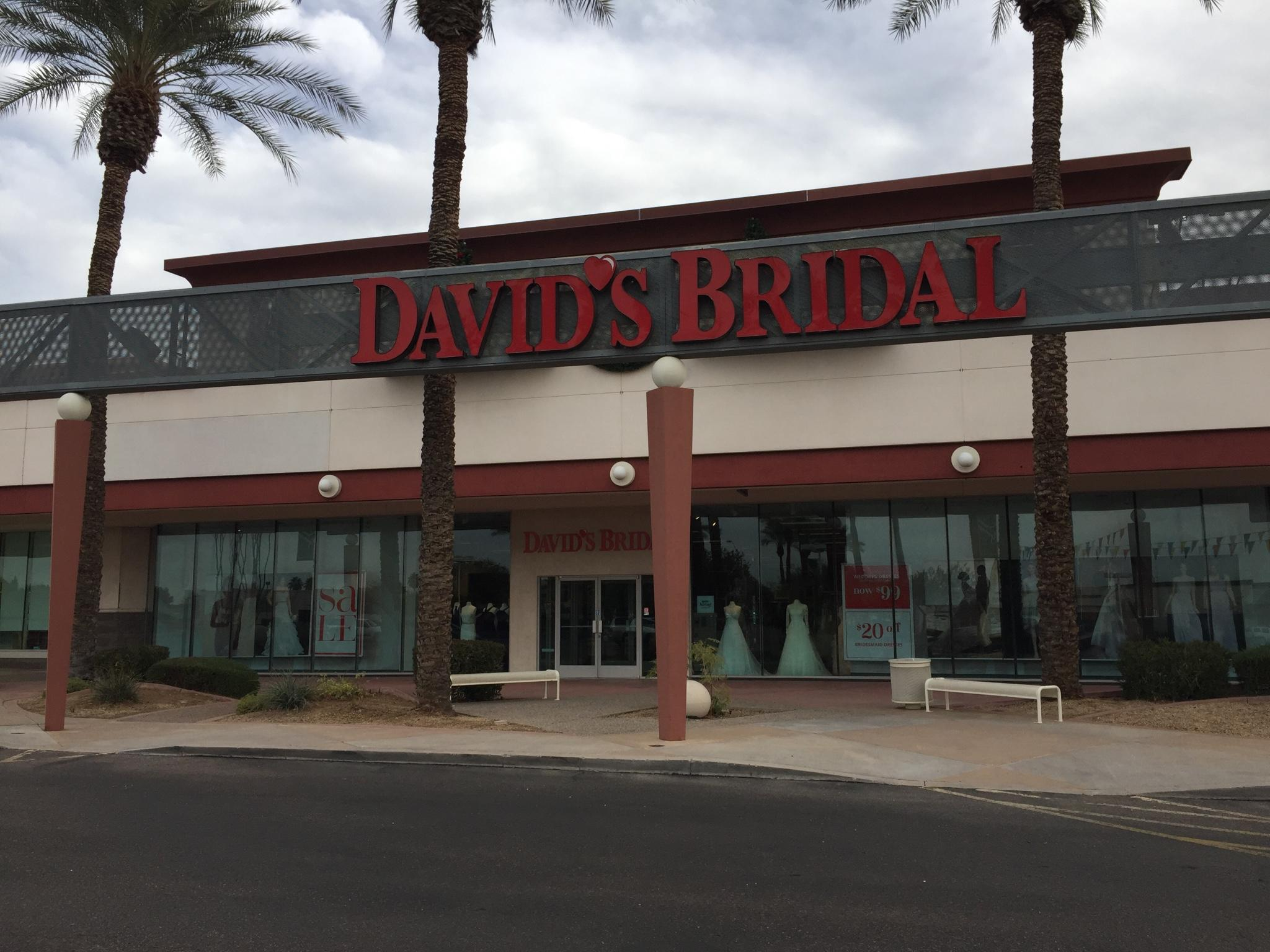David's Bridal - CLOSED