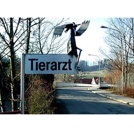 Urs Müller, Dr. med. vet. Tierarzt Logo