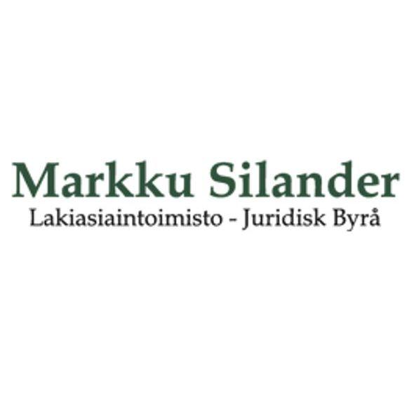 Lakiasiaintoimisto Markku Silander Juridisk byrå
