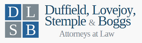 Duffield, Lovejoy, Stemple & Boggs, Attorneys at Law