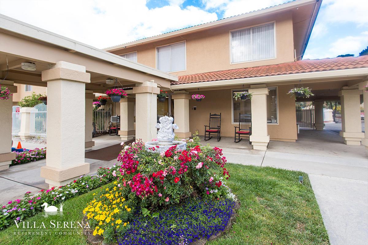Villa Serena Retirement Community Santa Clara California