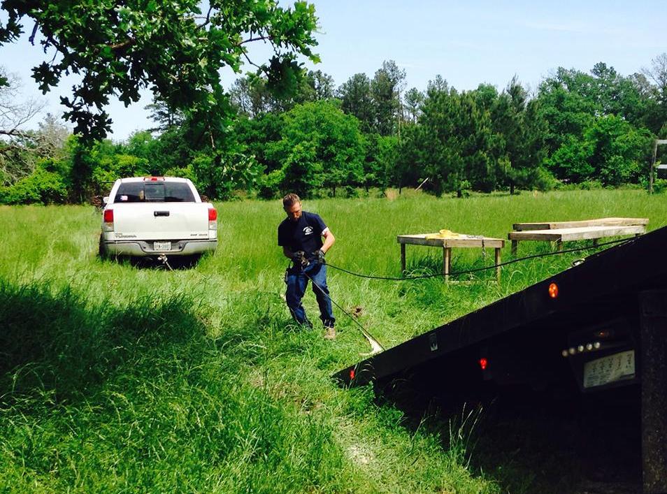 Hunstville Discount Wrecker in Huntsville TX