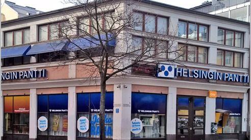 Helsingin Pantti Oy Sörnäinen