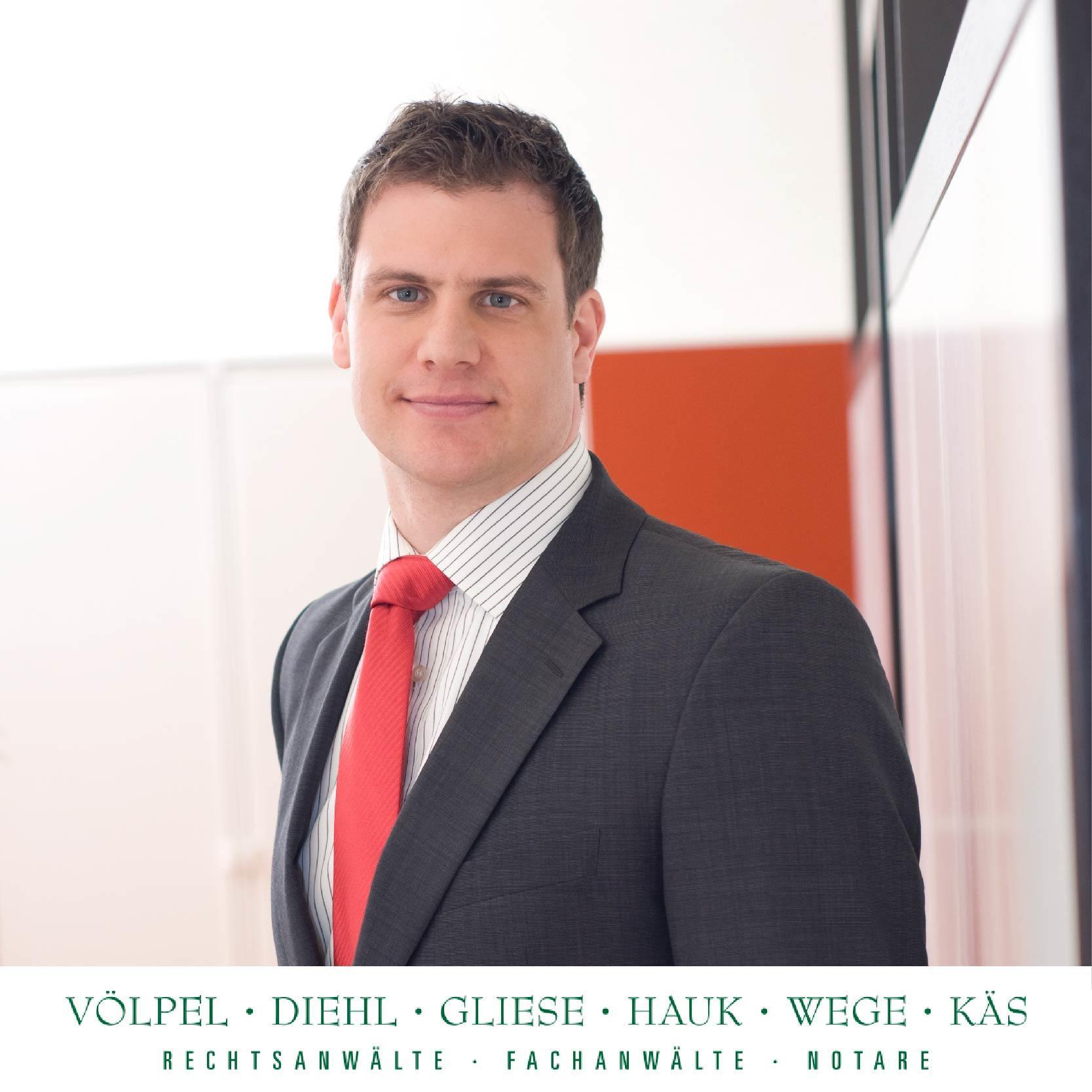 Bild zu Rechtsanwalt Holger Käs - Sozietät Völpel & Kollegen in Gießen