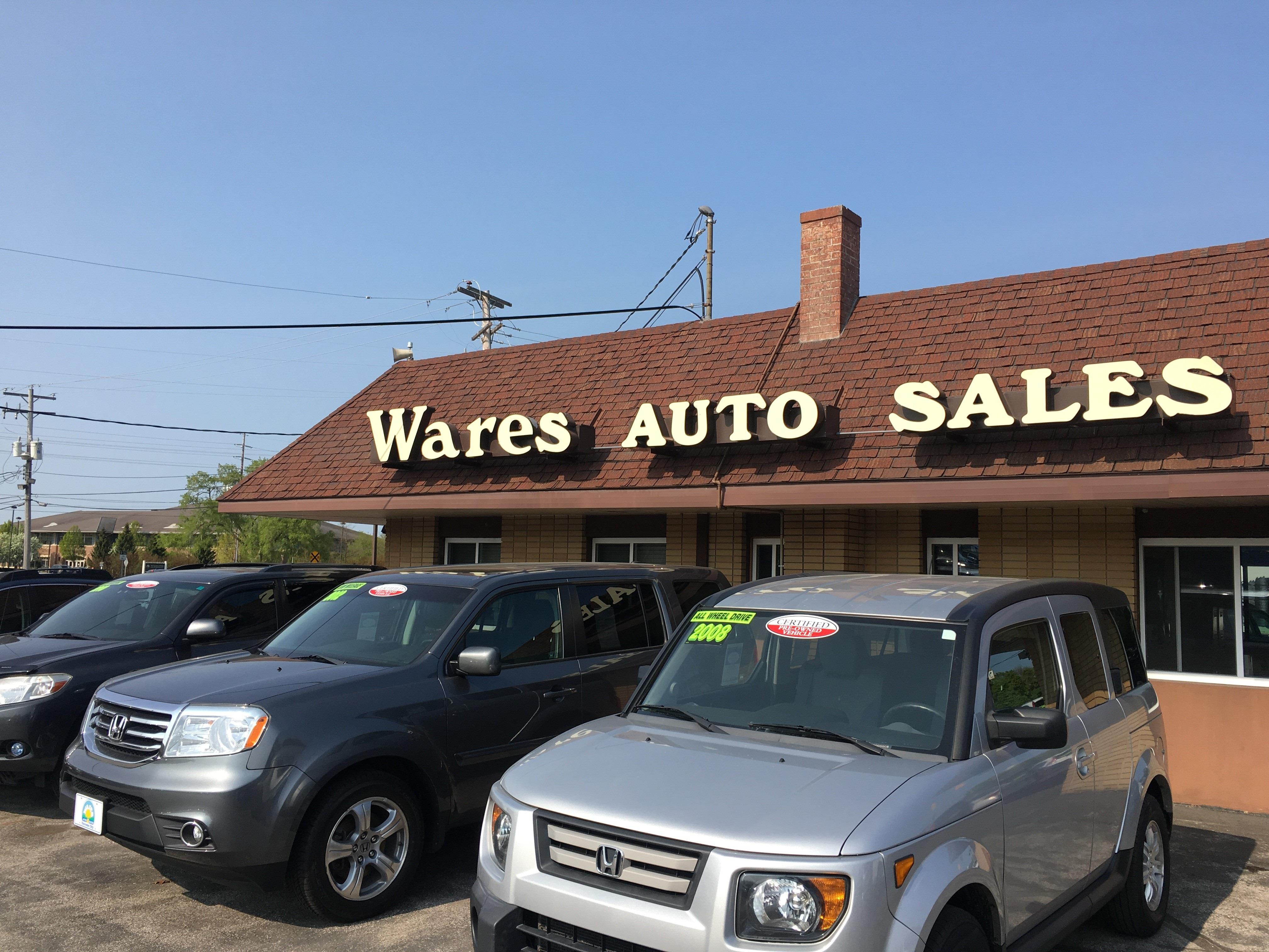 wares auto sales in traverse city mi 49686. Black Bedroom Furniture Sets. Home Design Ideas