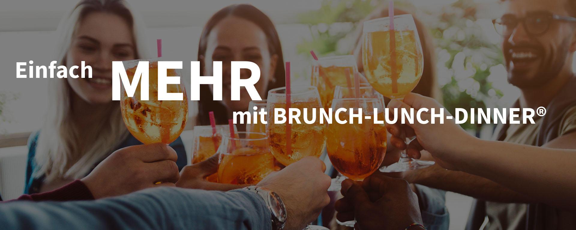BRUNCH-LUNCH-DINNER® - Onlinemarketing für Hotels & Restaurants