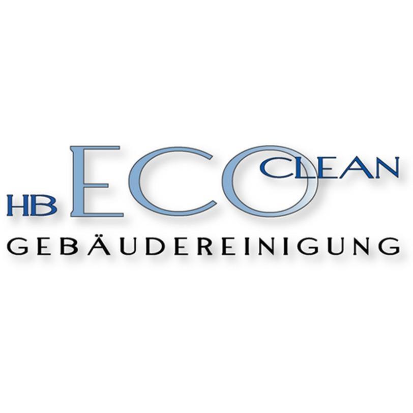 Das Logo des Reinigungsunternehmen HB ECO CLEAN Gebäudereinigung Bremen, Hamburg und Norddeutschland.