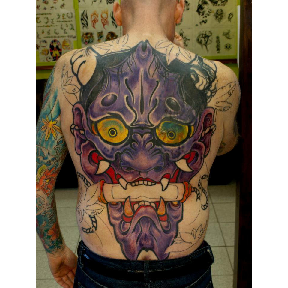 Doc Price & Bill Price Tattooing