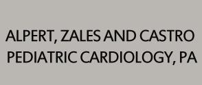 Alpert Zales & Castro Pediatric Cardiology - ad image