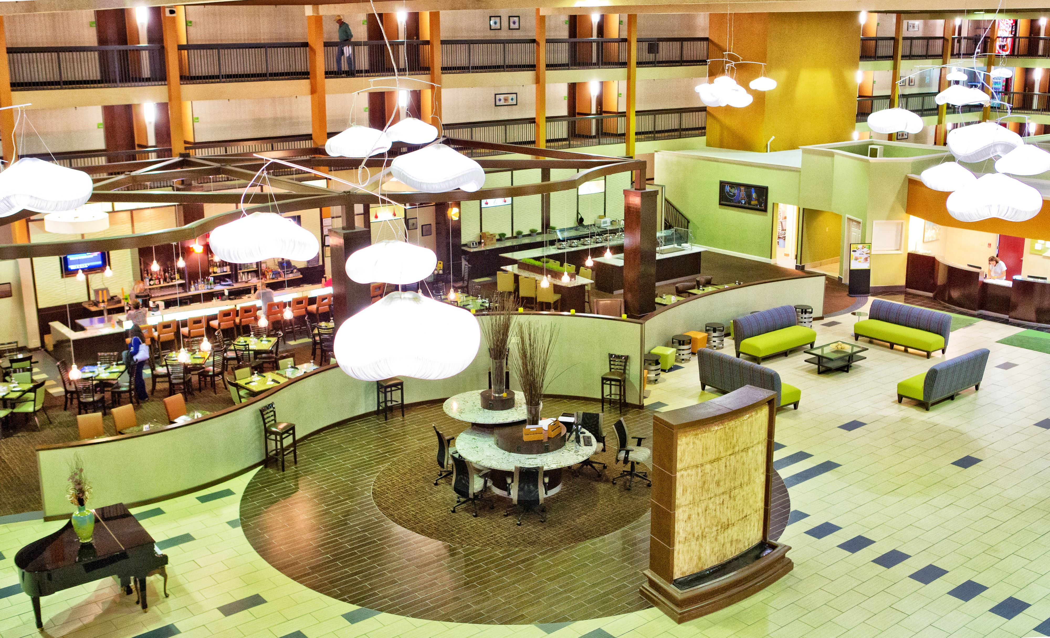 Holiday Inn Memphis Airport Conf Ctr Memphis Tennessee