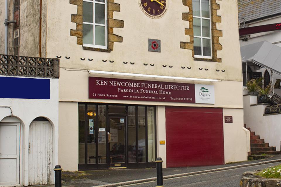 Ken Newcombe Funeral Directors