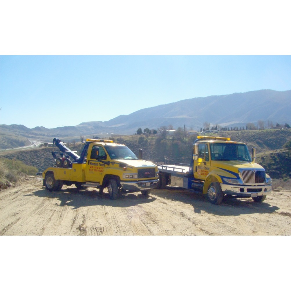 Mountain Towing - Lebec, CA - Auto Towing & Wrecking