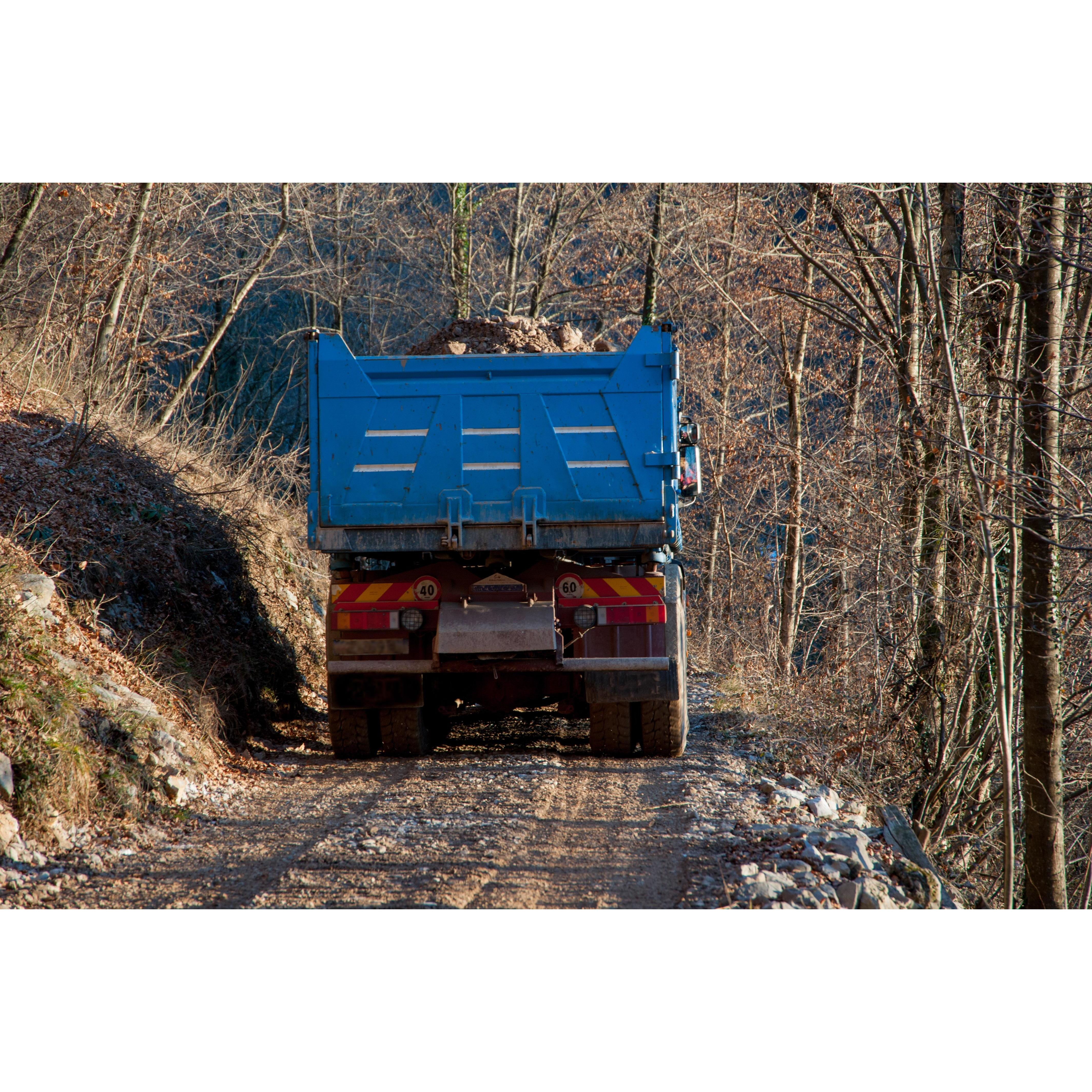 Langager`S Roll Off & Stack Moving Services / Sanitation & Hay Hauling