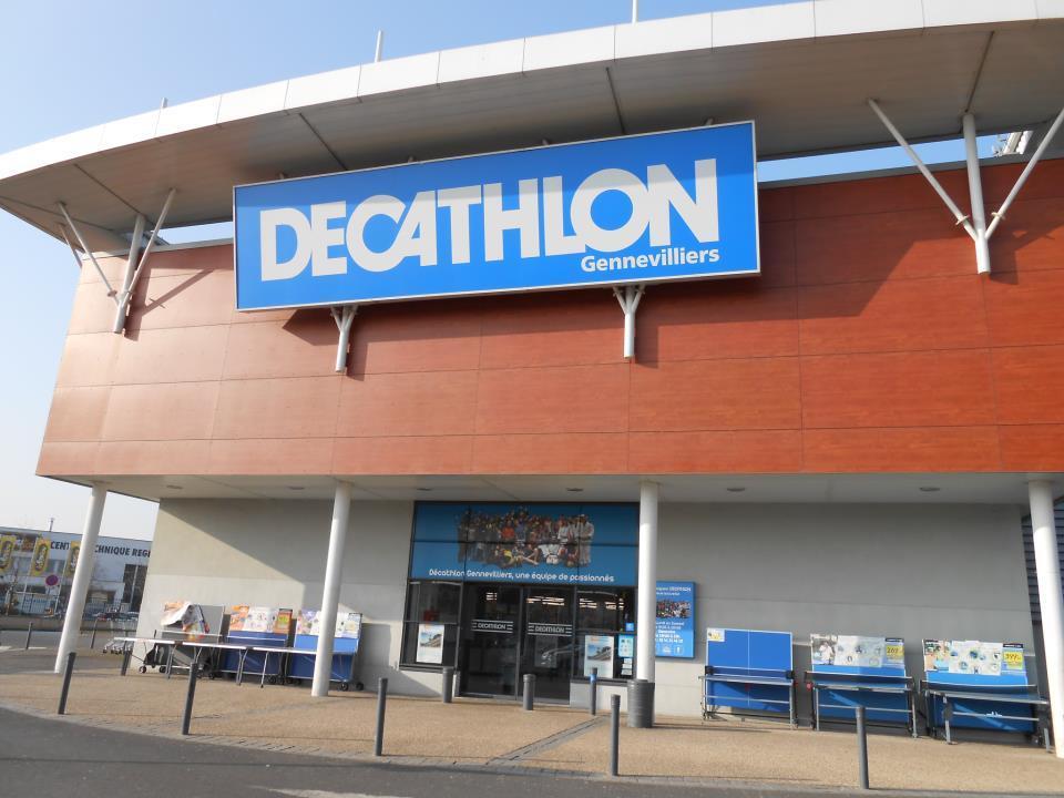 Decathlon Gennevilliers