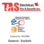 Tas Electrical Fire & Security Inc.