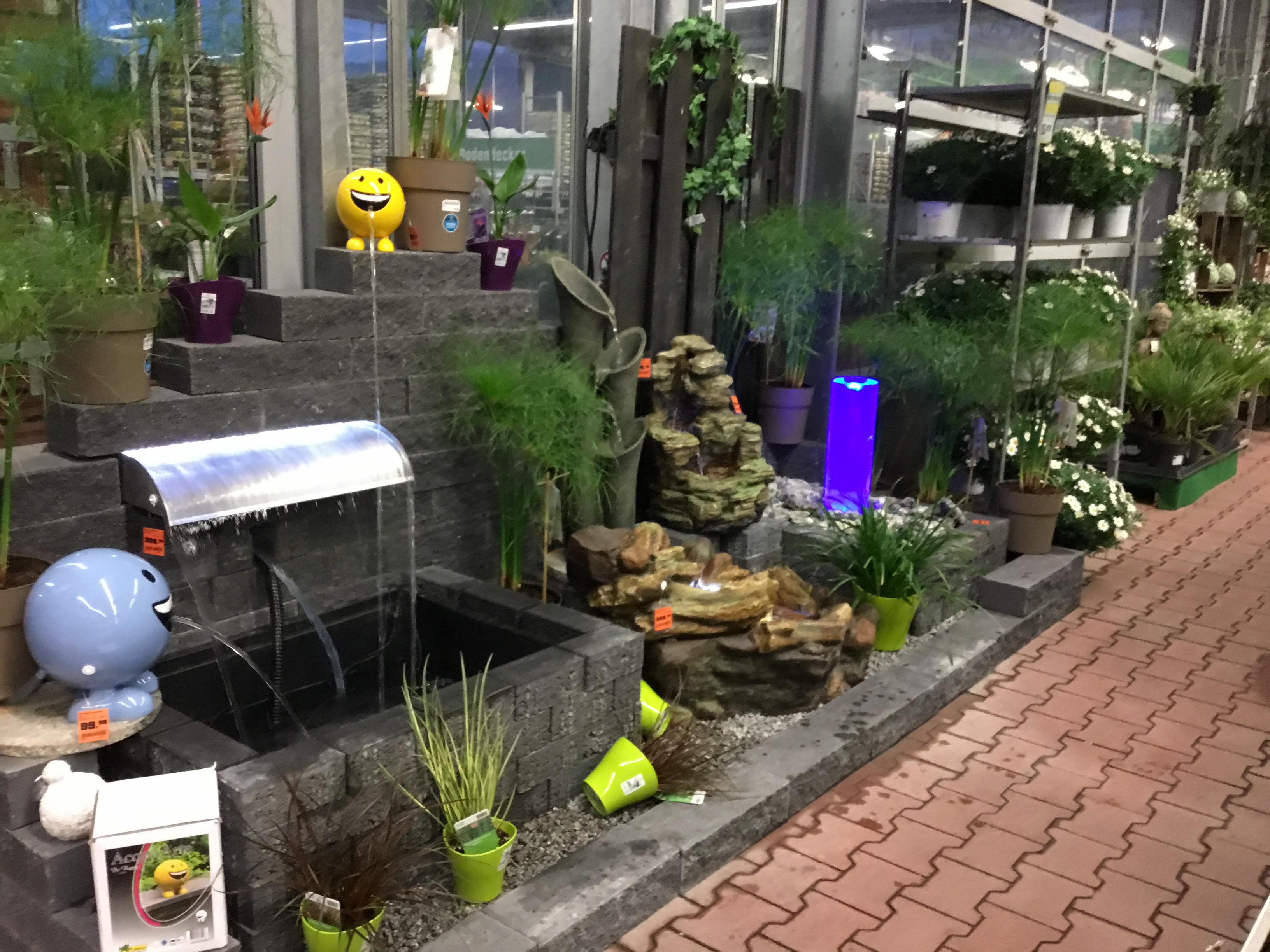 Gartenabteilung OBI Waldshut