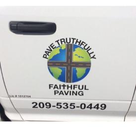 Faithful Paving