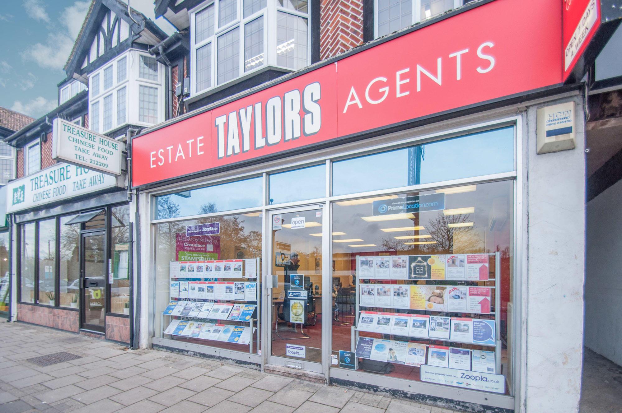 Taylors Estate and Letting Agents Hemel Hempstead