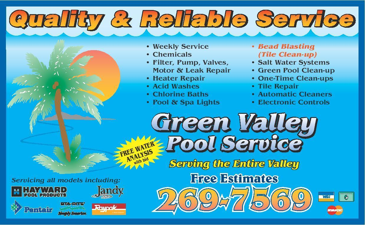 Green Valley Pool Service Coupons Near Me In Henderson