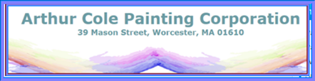 Arthur Cole Painting Corp