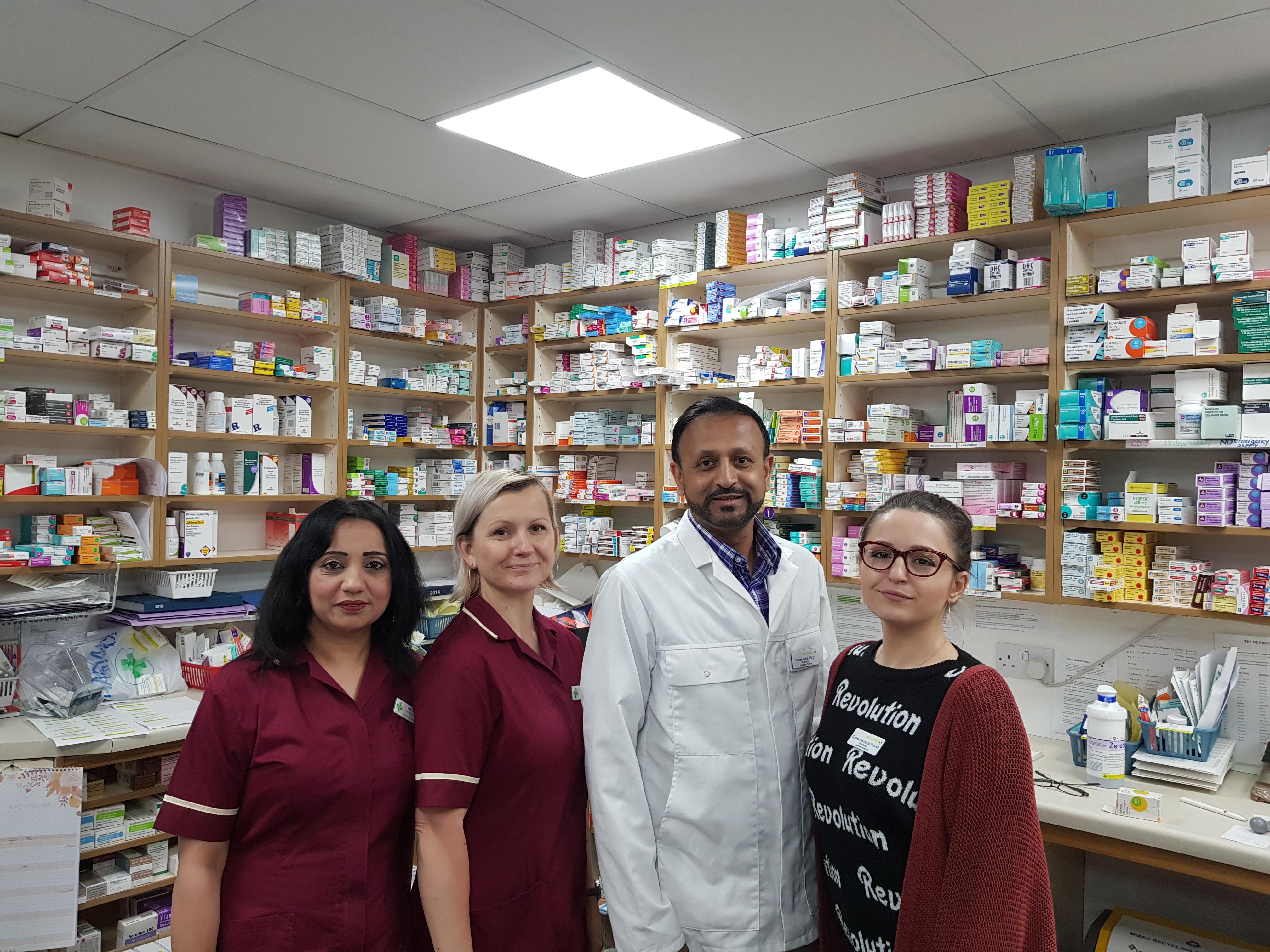 Medicspot Clinic Bedford St Peters Street