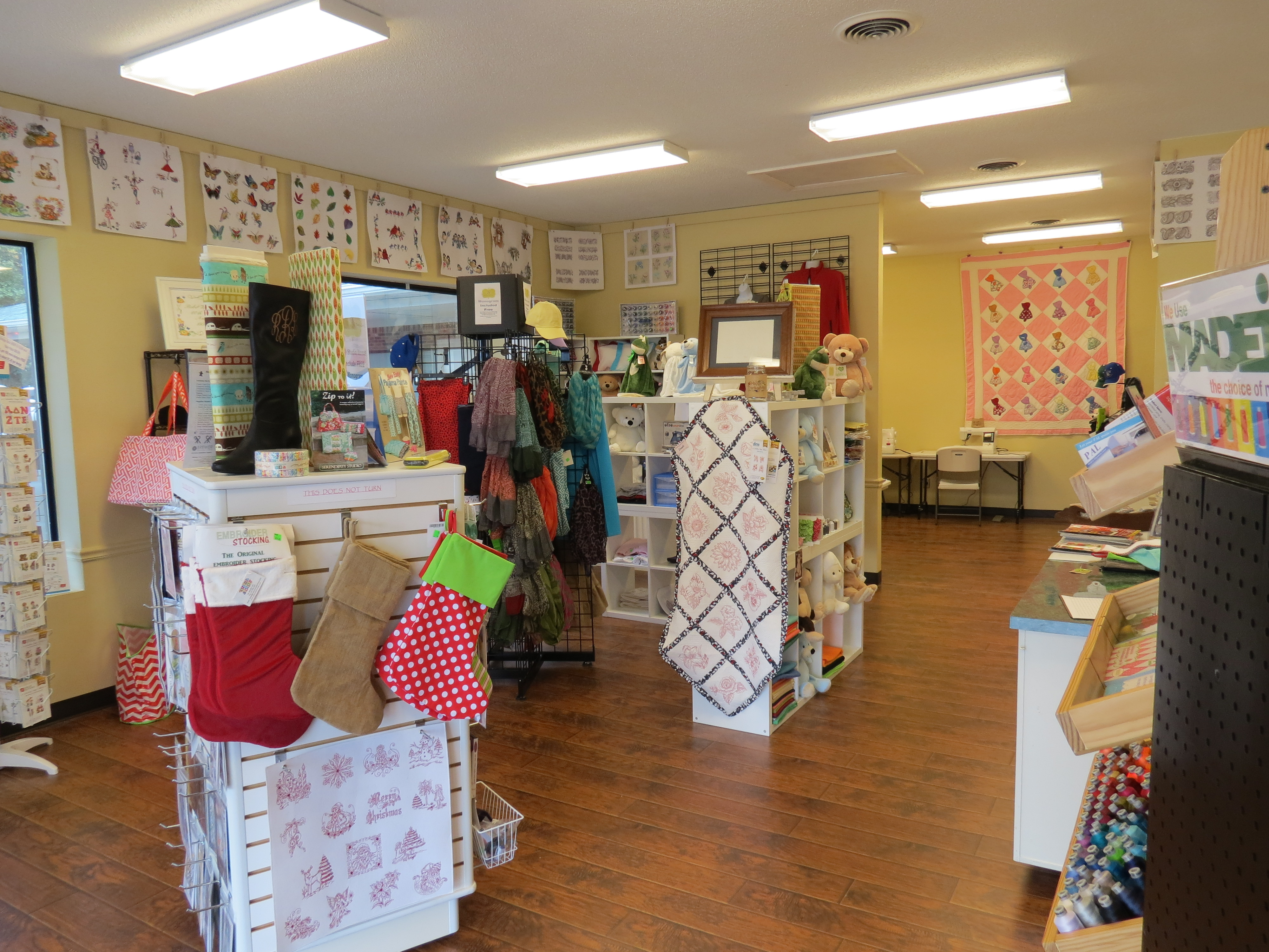 Long Arm Quilting Services Near Me