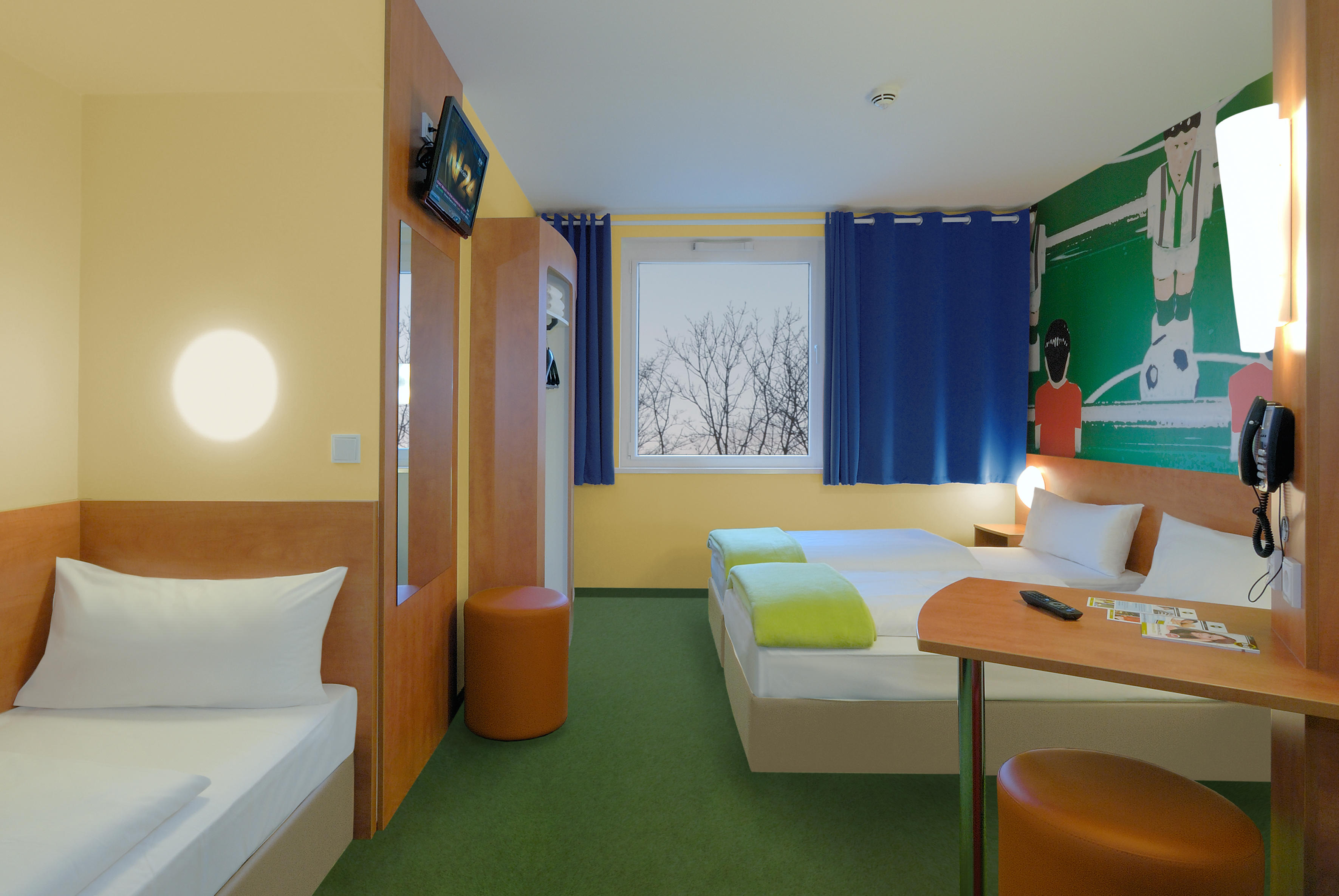 b & b hotel mönchengladbach