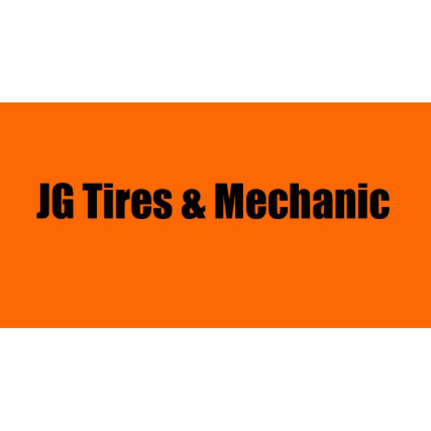 JG Tires & Mechanic