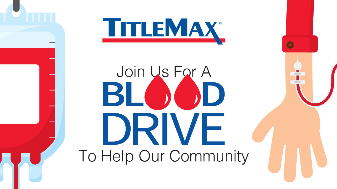 Blood Drive at TitleMax Houston, TX 7