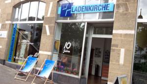 Evangelische Ladenkirche - Evangelischer Kirchenkreis an der Ruhr