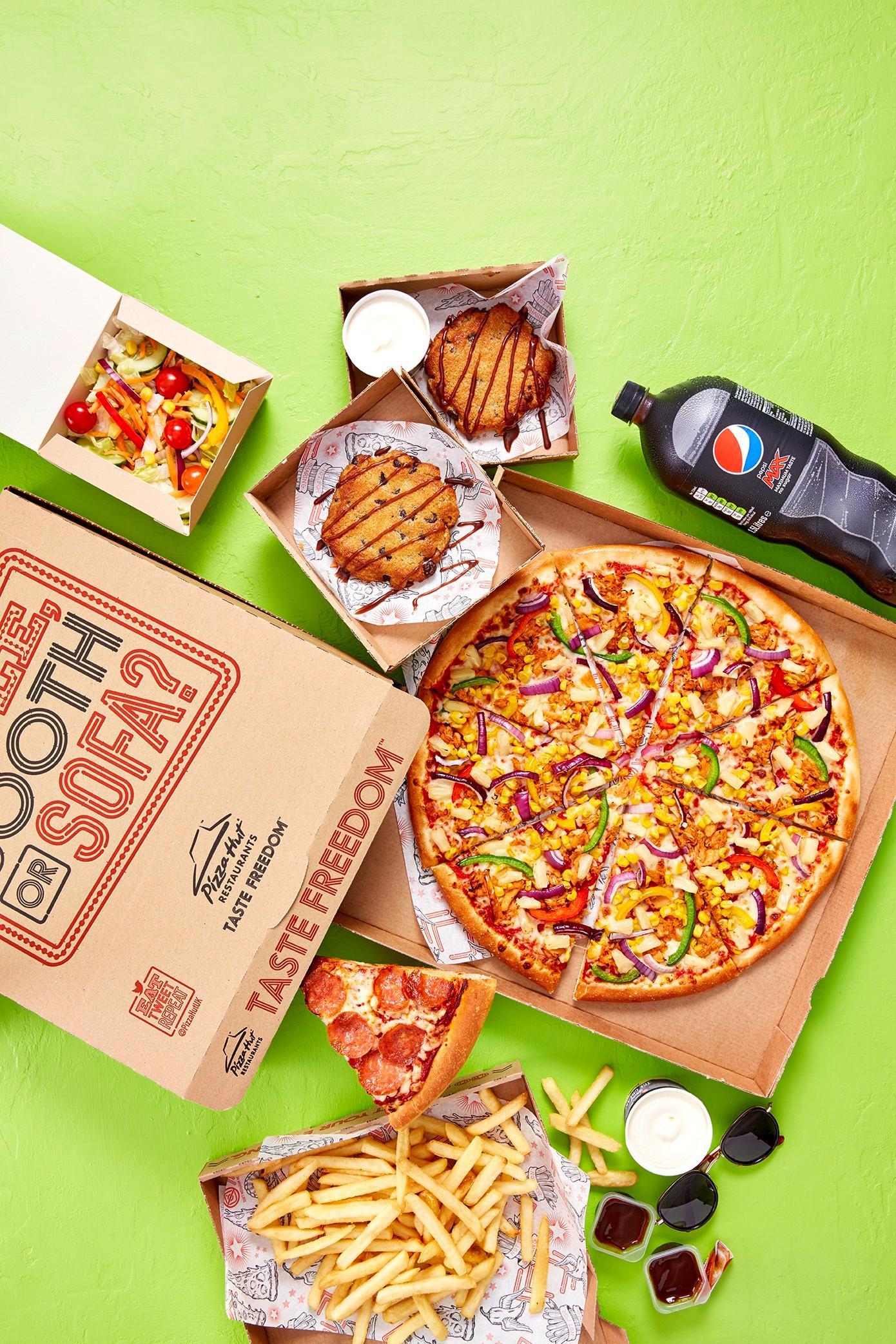 Pizza Hut Restaurants - Takeout Deals from £10.99. Pizza Hut Restaurants Glasgow 01236 721122