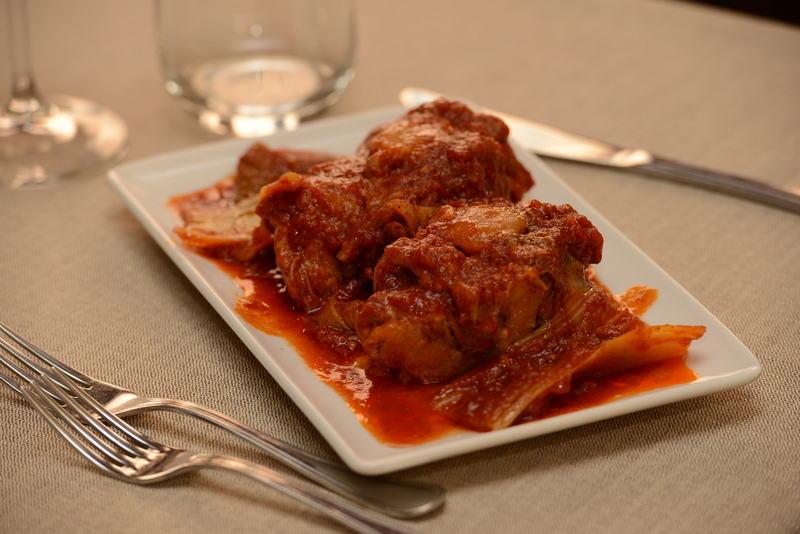 Ristorante La Tavernaccia da Bruno - Chef Giuseppe Ruzzettu