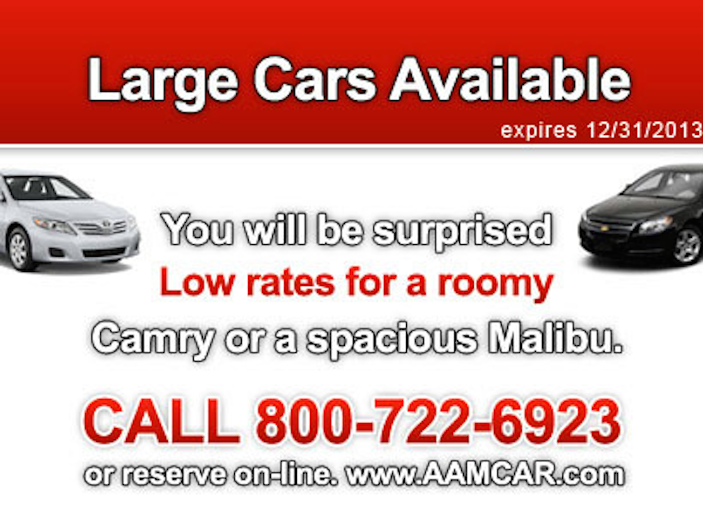Enterprise Car Rental Manhattan