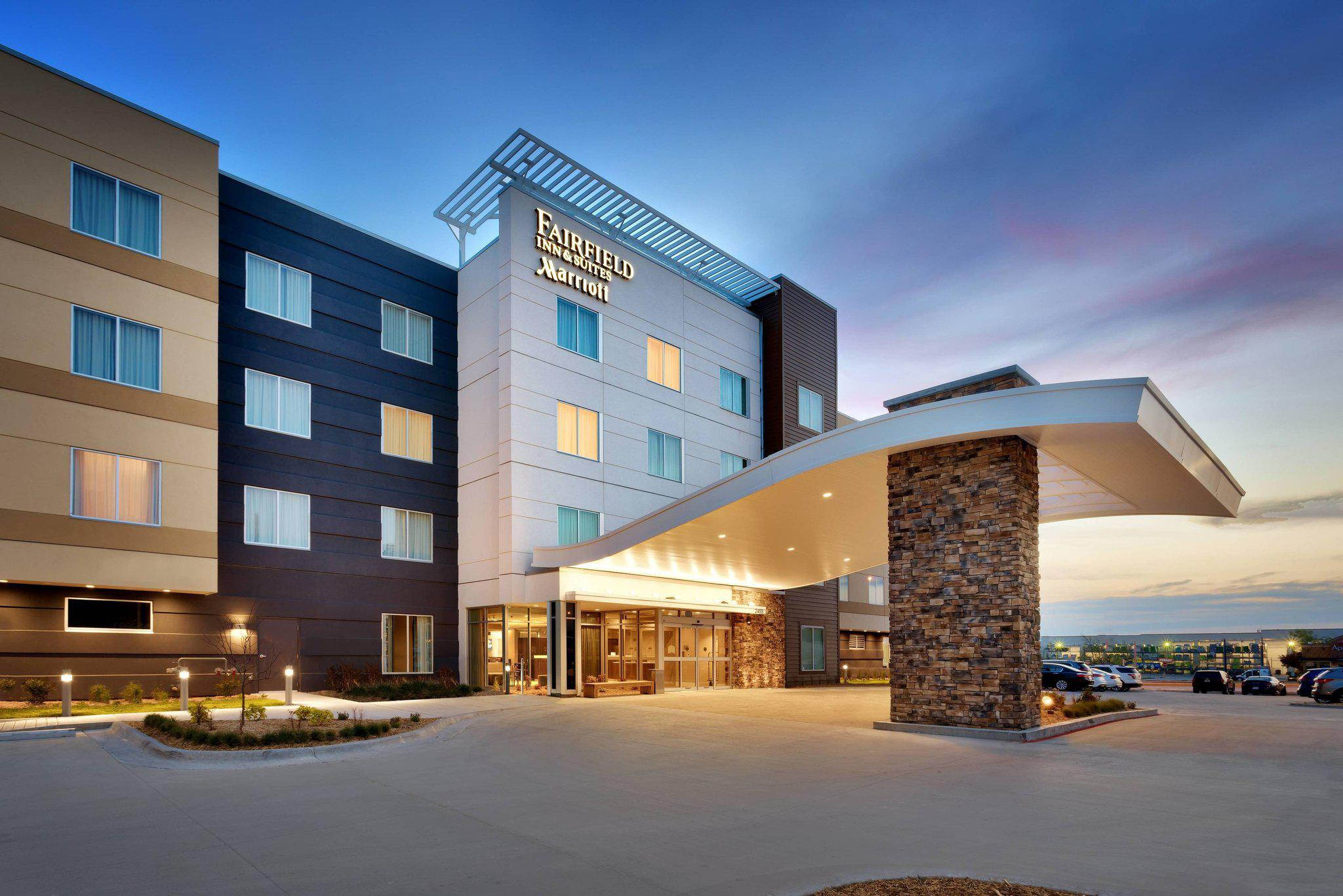Fairfield Inn & Suites by Marriott Springfield North