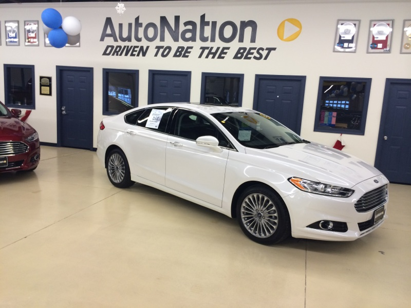 Autonation Ford Amherst Used Cars