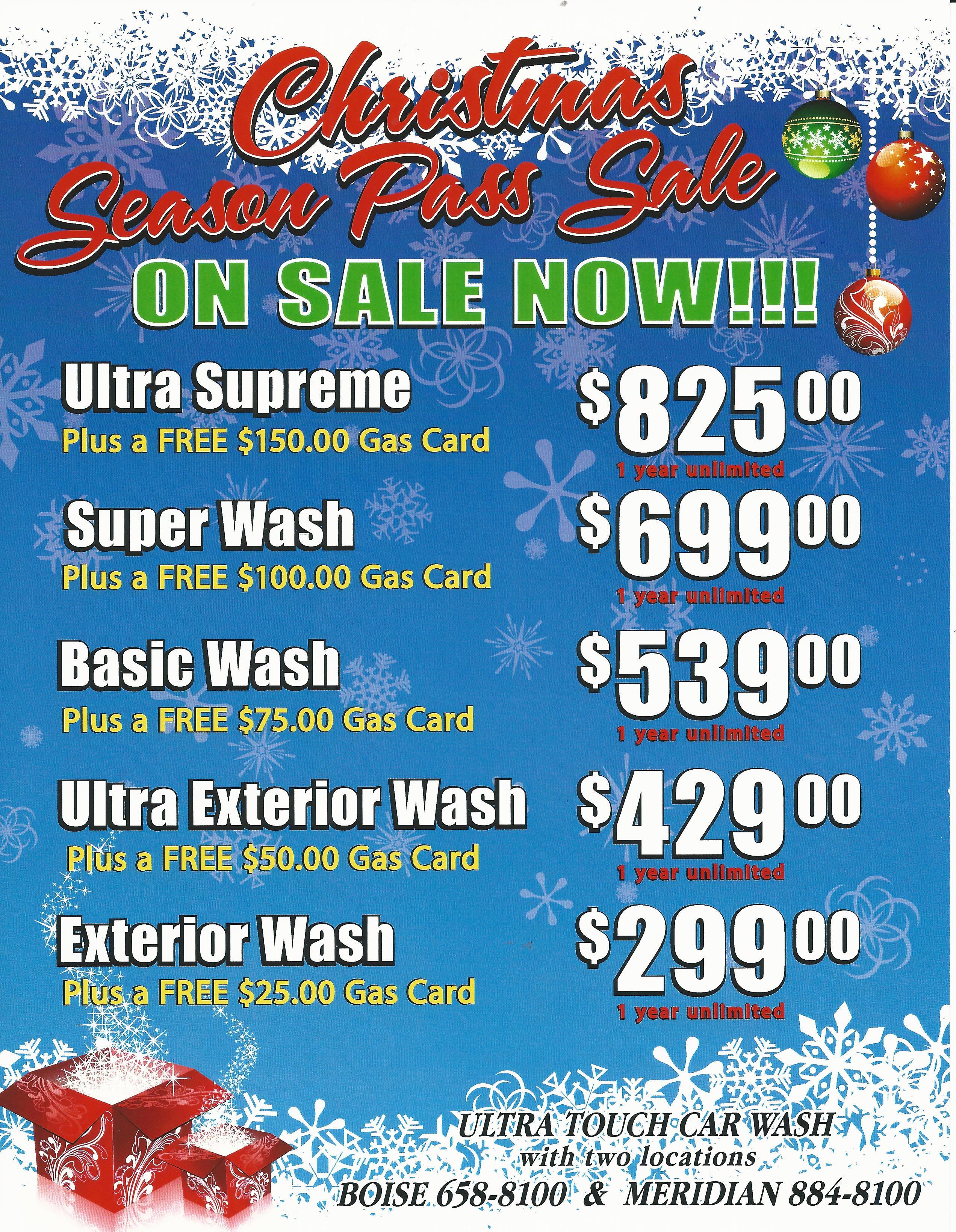 Local car wash coupons