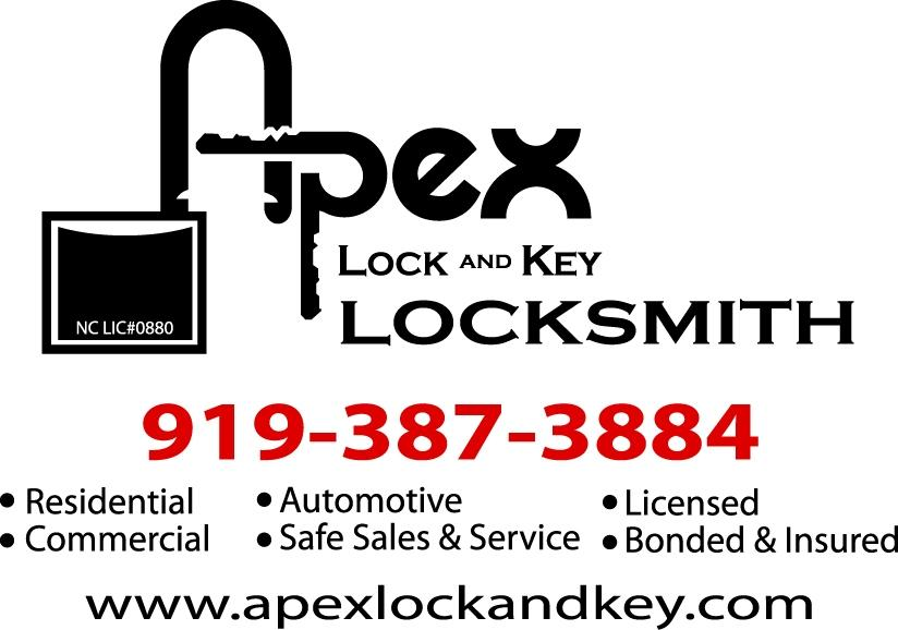Apex Lock And Key Locksmith Apex North Carolina Nc