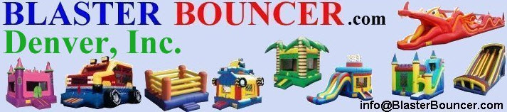 Bouncer Blaster Jumping Castles Inc
