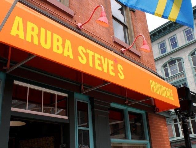 Aruba Steve's - Providence, RI