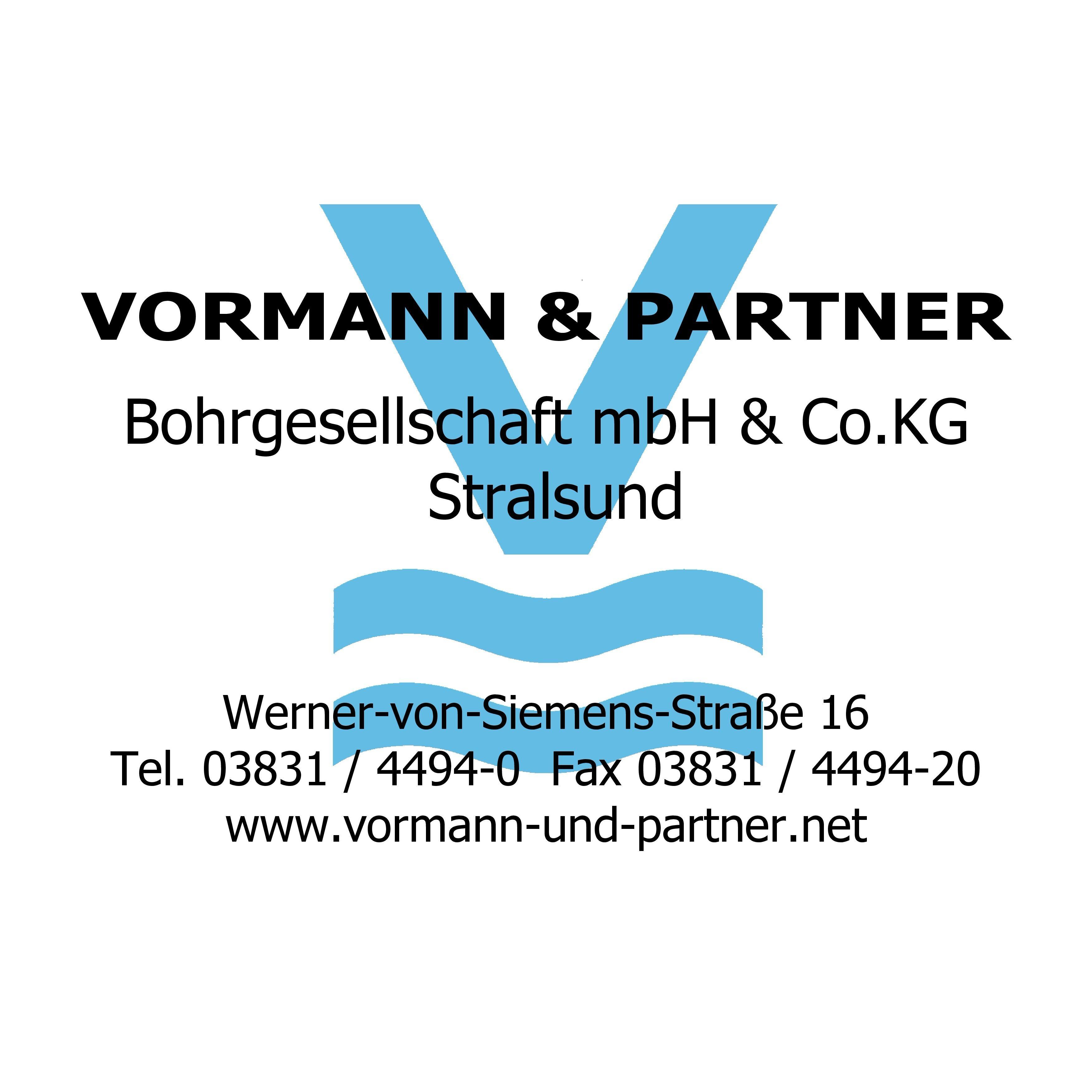 Bild zu Vormann & Partner Bohrgesellschaft mbH & Co. KG in Stralsund