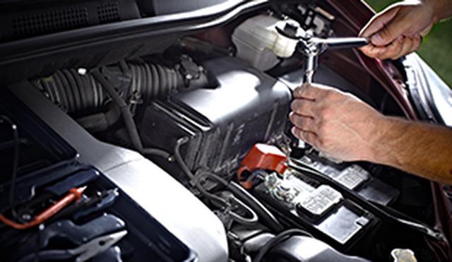 Richard Ough Motor Services