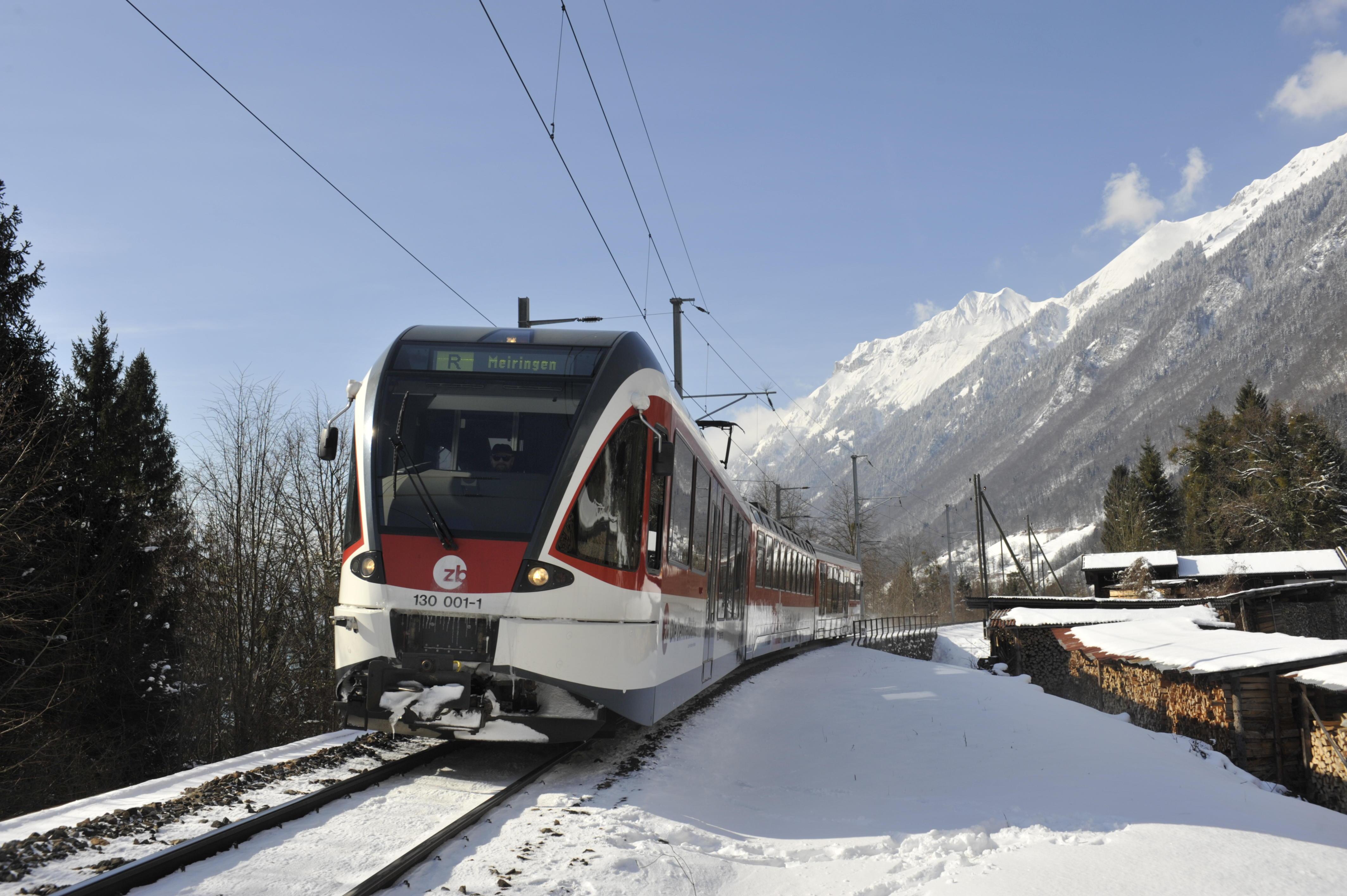 zb Zentralbahn AG – Reisezentrum Meiringen
