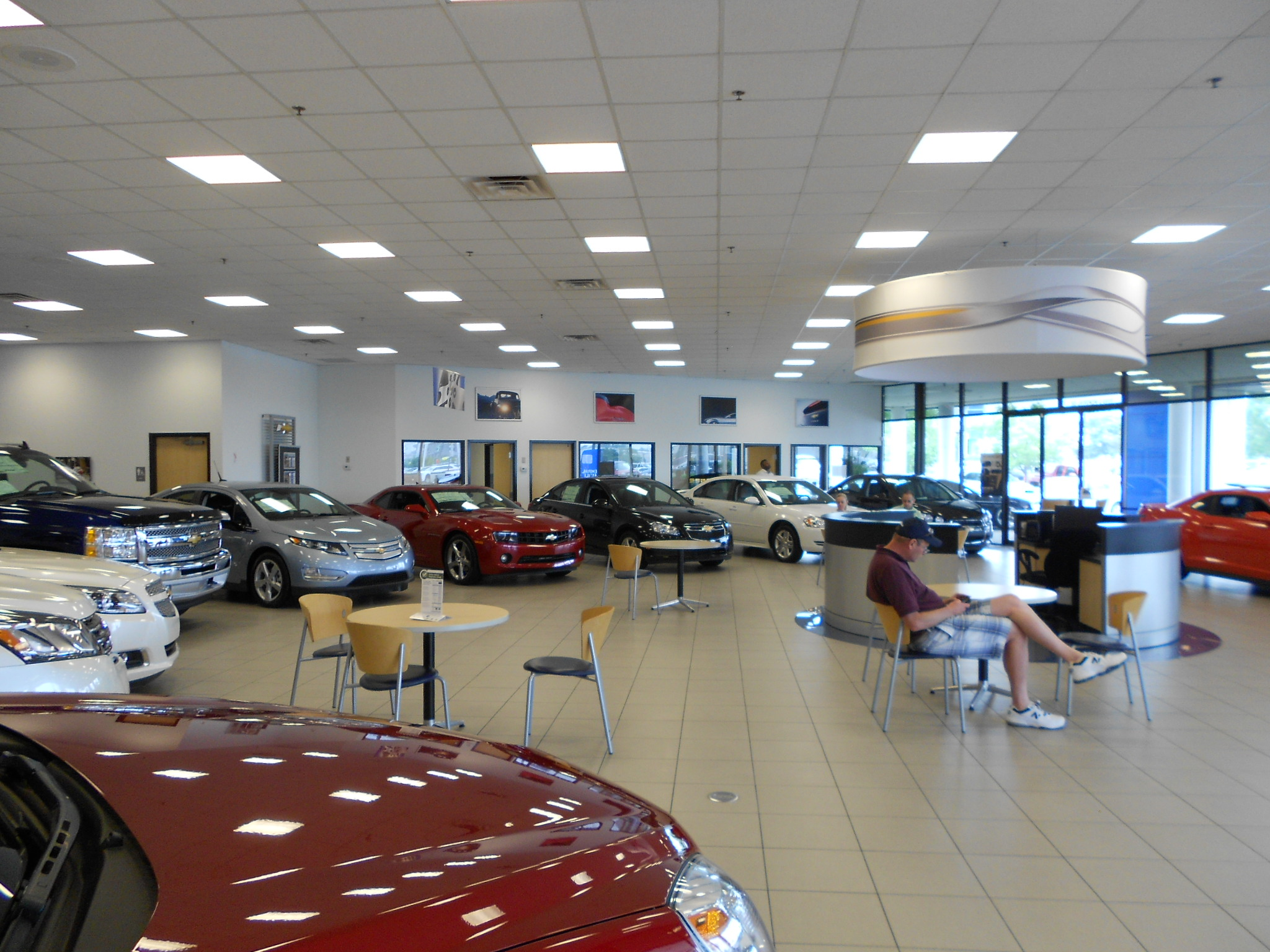 South Pointe Chevrolet in Tulsa, OK 74133 ...