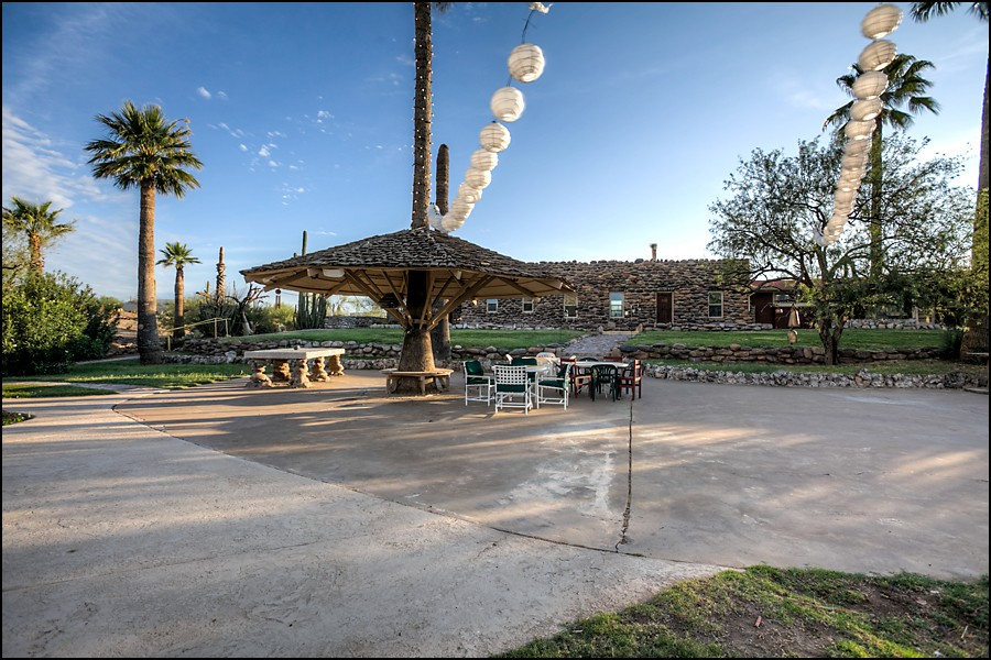 Wrangler's Roost Resort